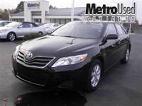 Toyota Certified Alloy Wheels and Clean Carfax. Our