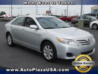 2011 Toyota Camry Sedan LE Our Location is: Auto Plaza