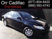 2011 Toyota Camry Sedan SE Our Location is: Orr