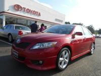 2011 Toyota Camry Sedan SE Our Location is: Interstate