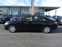 Options:  2011 Toyota Camry Xle V6|Xle V6 4Dr Sedan