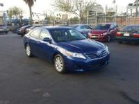 Looking for a clean, well-cared for 2011 Toyota Camry?
