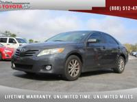 2011 Toyota Camry XLE, *** FLORIDA OWNED VEHICLE ***