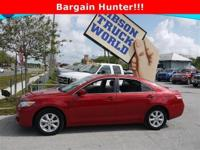 WWW.GIBSONTRUCKWORLD.COM*2011 Toyota Camry LE* with