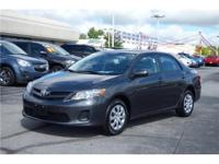 2011 Toyota Corolla 4 Door Sedan LE Our Location is: