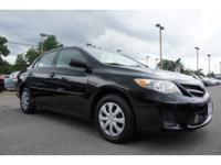 Check out this 2011 Toyota Corolla. It comes with a