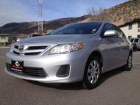 2011 Toyota Corolla 4dr Car LE Our Location is: Bighorn