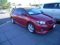 2011 Toyota Corolla 4dr Sedan Our Location is: Lithia