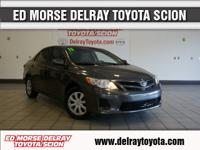 You can not fail with this fantastic 2011 Toyota
