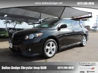 Have a look at this gently-used 2011 Toyota Corolla we