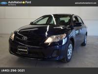 This 2011 Toyota Corolla LE is offered to you for sale