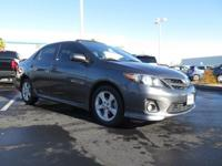 Check out this 2011 Toyota Corolla S. Its Automatic