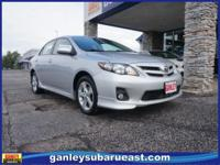 Absolutely meteculously cared for corolla! This beauty