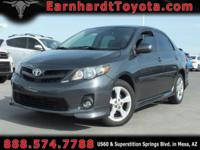 We are pleased to offer you this CERTIFIED 2011 TOYOTA