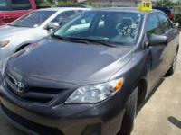 2011 TOYOTA COROLLA Sedan 4DR SDN Our Location is: Bohn