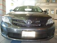 2011 TOYOTA Corolla Sedan 4dr Sdn Auto LE Our Location