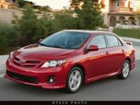 BUY WITH CONFIDENCE! CARFAX 1-Owner Corolla and CARFAX
