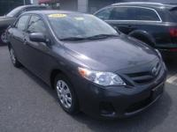 TOYOTA CERTIFIED !! GREAT CONDITION WITH LOW MILES !!