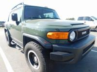 SHARP TRICKED OUT FJ NICE ***CLEAN CARFAX***. 4WD and