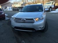 2011 Toyota Highlander with 65k miles. This SUV is