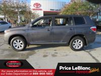 Toyota Certified, Excellent Condition. PRICE DROP FROM