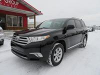 Options:  2011 Toyota Highlander Visit Auto Group