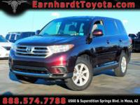 We are pleased to offer you this 1-OWNER 2011 TOYOTA