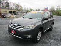 Options:  2011 Toyota Highlander Base|We Sell Our