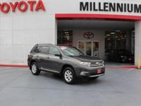 Gy 2011 Toyota Highlander FWD 5-Speed Automatic with