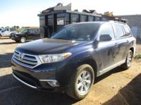 Load your family into the 2011 Toyota Highlander! A