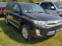 2011 Toyota Highlander Hybrid Hybrid Base. Serving the
