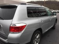 Clean CARFAX. CARFAX One-Owner. 2011 Toyota Highlander