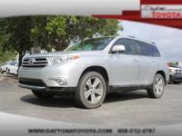 2011 Toyota Highlander Limited V6, *** 1 FLORIDA OWNER
