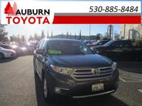 ONE OWNER, AWD, CRUISE CONTROL! This 2011 Toyota