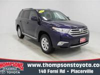 Trustworthy and worry-free, this pre-owned 2011 Toyota