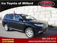 Ira Toyota of Milford presents this CARFAX 1 Owner 2011