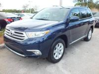 2011 TOYOTA HIGHLANDER WAGON 4 DOOR SE Our Location is: