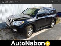 2011 Toyota Land Cruiser Our Location is: Lexus Of
