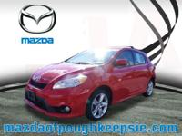Exterior Color: radiant red, Body: Hatchback, Engine: