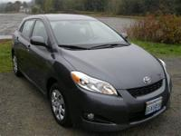 Check out this 2011 Toyota Matrix with **One Previous