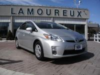Experience driving perfection in the 2011 Toyota Prius