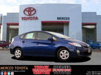 Options:  2011 Toyota Prius 5D Hatchback