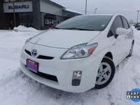 Options:  2011 Toyota Prius Two|6 Speakers|Am/Fm