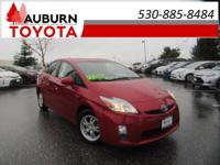LOW MILEAGE, HYBRID, CRUISE CONTROL! This great 2011