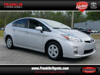 Prius Two, CVT, and Silver. Wow! Where do I start?!