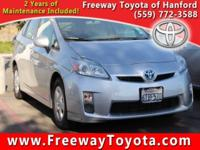 CARFAX One-Owner. Clean CARFAX. 2011 Toyota Prius Two