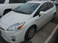 Recent Arrival! 2011 Toyota Prius TwoCARFAX One-Owner.
