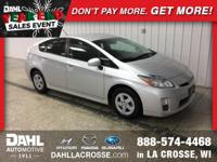 Recent Arrival! 2011 Toyota Prius Two CARFAX One-Owner.