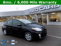 2011 Toyota Prius Two! ** ACCIDENT FREE CARFAX HISTORY