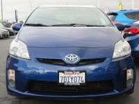 Options:  2011 Toyota Prius Two Hatchback|Blue
